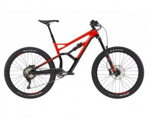 Cannondale Jekyll 3 27.5 - Carbon MTB Fully 2018 | acid red-black