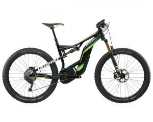 Cannondale Moterra 1 27.5+ - Elektro MTB Fully 2018 | black