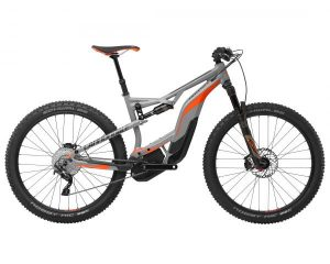 Cannondale Moterra 2 27.5+ - Elektro MTB Fully 2018 | grey