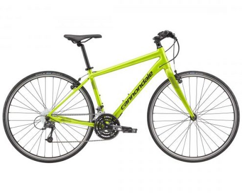 Cannondale Quick 4 - Fitness Bike 2018 | acid green