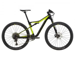 Cannondale Scalpel-Si Carbon 1 27.5 - MTB Fully 2018 | black-green