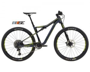 Cannondale Scalpel-Si SE 1 29 - Carbon MTB Fully 2018 | grey-green