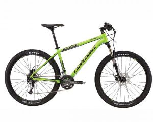Cannondale Trail 4 27.5 - MTB Hardtail 2016 | green