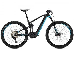 Focus Jam2 29 - Elektro MTB Fully 2018 | blackm-blue