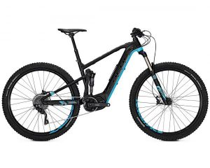 Focus Jam2 LTD 29 - Elektro MTB Fully 2018 | blackm-blue