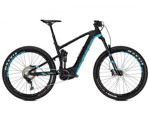Focus Jam2 Plus 27.5 - Elektro MTB Fully 2018 | blackm-blue