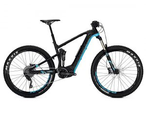 Focus Jam2 Plus LTD 27.5 - Elektro MTB Fully 2018 | blackm-blue