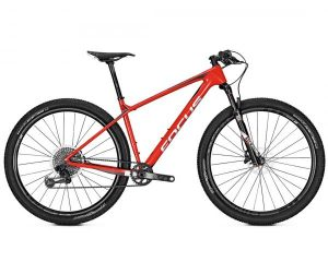Focus Raven Max Team 29 - Carbon MTB Hardtail 2018 | red-white