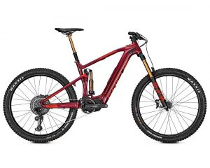 Focus Sam2 Pro 27.5 - Elektro MTB Fully 2018 | red