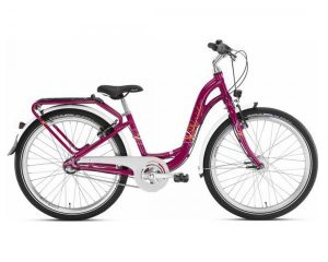 Puky Skyride 24-3 Alu light 24 Zoll Jugendfahrrad | light berry