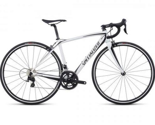 Specialized Amira SL4 Sport - Damen Carbon Rennrad 2018 | white-tarmac black