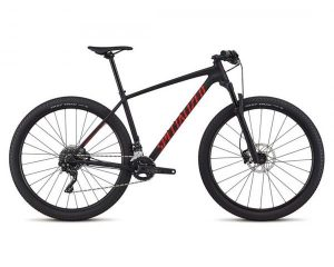 Specialized Chisel Comp 29 - MTB Hardtail 2018 | satin gloss black-rocket red