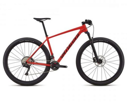 Specialized Chisel Expert 2-fach 29 - MTB Hardtail 2018 | gloss rocket red-black