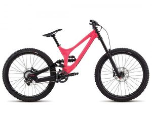 Specialized Demo 8 FSR I 27.5 - MTB Fully 2018   gloss acid pink-gloss black clean