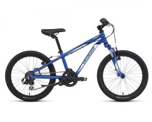 Specialized Hotrock 20 6-Speed Boys - Kids MTB Hardtail 2016 | blue-white-black