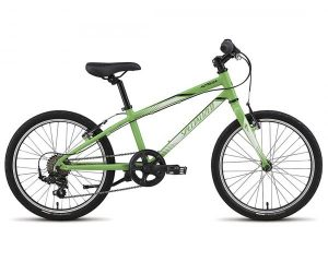 Specialized Hotrock 20 Zoll 6-speed Street Boys Kinderfahrrad 2017 | green-white-black