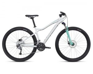 Specialized Jynx Sport 27.5 - Damen MTB Hardtail 2016 | gloss dirty white-emerald-shadow silver