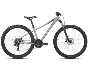 Specialized Pitch Damen 27.5 - MTB Hardtail 2018 | satin-gloss-cool gray-acid pink-black-reflect