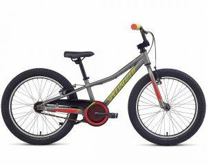 Specialized Riprock Coaster 20 Zoll - Kinderfahrrad 2018   gloss sterling grayl-nordic red-hyper gre