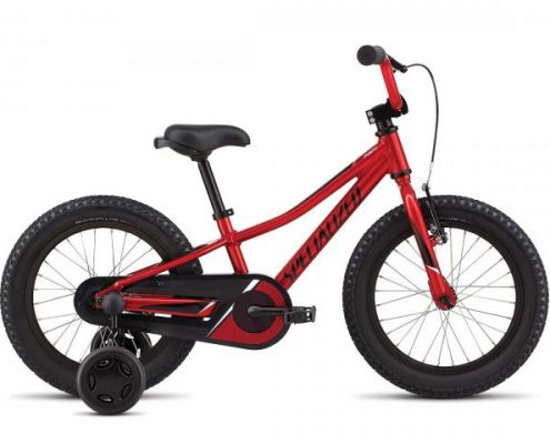 Specialized Riprock Coaster INT 16 Zoll - Kinderfahrrad 2018 | candy red-black-white
