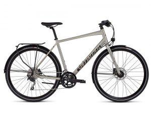 Specialized Source Elite Disc - Trekking Bike 2016 | satin titanium-black
