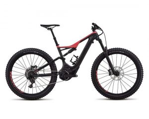 Specialized Turbo Levo FSR Comp Carbon 6Fattie 29 - Elektro MTB Fully 2018 | gloss carbon-acid red