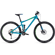 Cube Stereo 120 Race 29 Suspension Bike 2018