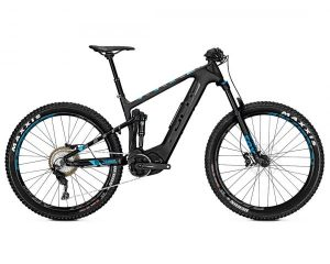 Focus Jam2 C Plus 27.5 - Elektro MTB Fully 2018 | carbonm-black