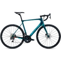 Wessex Di2  Carbon   Green