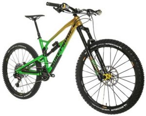 Nukeproof Mega 275 Carbon Worx EWS Bike XO1 Eagle 2018