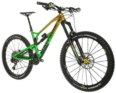 Nukeproof Mega 275 Carbon Worx EWS Bike XO1 Eagle 2018