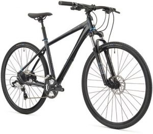 Saracen Urban Cross 1 Hybrid Bike 2018