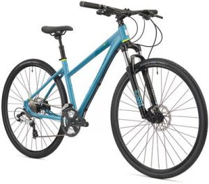 Saracen Urban Cross 1 Women's Hybrid Bike 2018