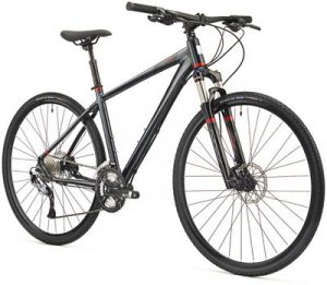 Saracen Urban Cross 2 Hybrid Bike 2018