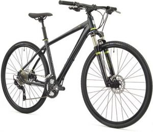 Saracen Urban Cross 3 Hybrid Bike 2018