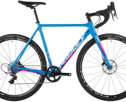 Ridley X-Night Rival 1 Disc - Cyclocross pyörä 2018