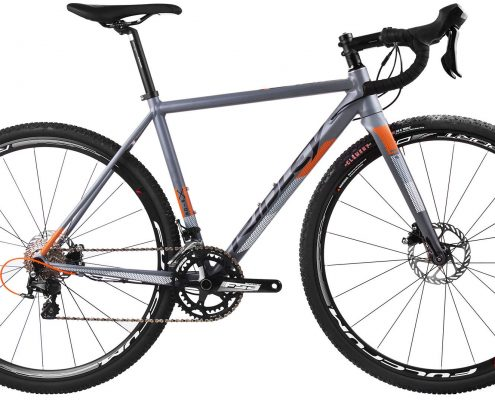 Ridley X-Ride 105 Disc - Cyclocross pyörä 2018