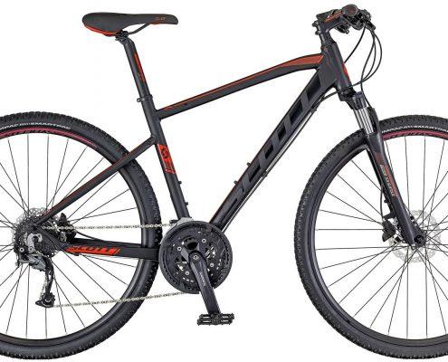 Scott Sub Cross 30 - 2018 Hybridipyörä