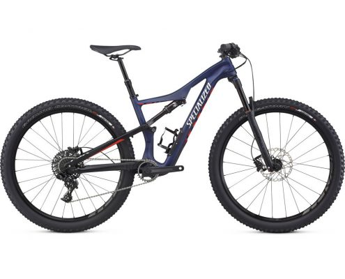 Specialized Camber Comp Carbon 650B Womens - 2017 Maastopyörä