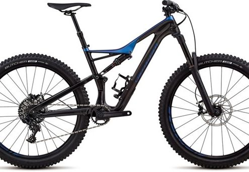 Specialized Stumpjumper Comp Carbon 650b Mountain  2018 - Trail Full Suspension MTB