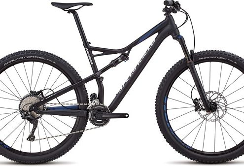 Specialized Camber Comp 29er Mountain  2018 - Trail Full Suspension MTB