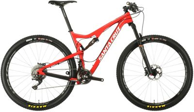 Santa Cruz Tallboy 2 CC Bike