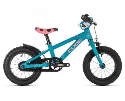 Cube Cubie 120 girl 12 Zoll - Kinder Fahrrad 2019 | blue n mint