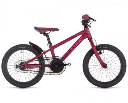 Cube Cubie 160 girl 16 Zoll - Kinder Fahrrad 2019 | berry n pink n blue