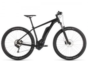Cube Reaction Hybrid Pro 500 29 - Elektro MTB Hardtail 2019 | black edition