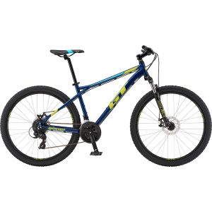 GT Bicycles Aggressor Comp Hardtail Mountain Bike 2019