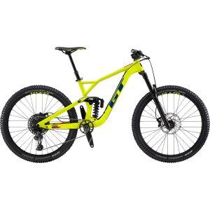 GT Bicycles Force AL Elite Full Suspension Mountain Bike 2019