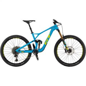 GT Bicycles Force Carbon Pro Full Suspension Mountain Bike 2019