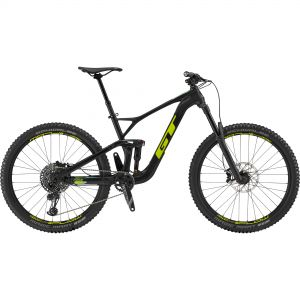 GT Bicycles Force Carbon Expert Full Suspension Mountain Bike 2019