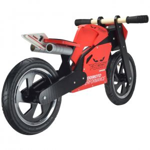 Kiddimoto Carl Fogarty Heroes Superbike Balance Bike